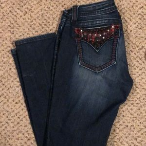 Miss me signature skinny size 29